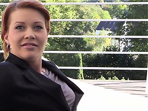 QUEST FOR orgasm - sensuous onanism with Czech babe