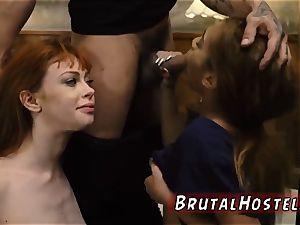 bondage female romping and german bondage & discipline hd uber-sexy youthful women, Alexa Nova and Kendall
