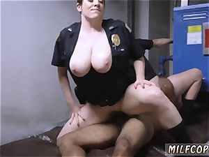 hefty culo tear up cougar Don t be dark-hued and suspicious around black Patrol cops or else