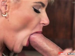 young man Danny Dee porks his ex-girlfriend's big-chested mommy Phoenix Marie