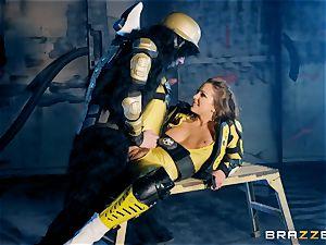 anal porno Wars with Abigail Mac
