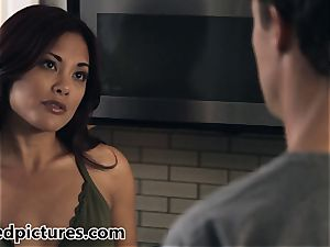 Kaylani Lei is lovingly torn up by her fellow