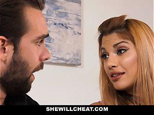 SheWillCheat - red-hot hotwife wife revenge boning