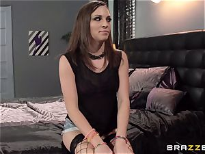 nanny Lily enjoy gets penetrated by Elexis Monroe