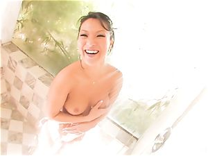 joy interview and bathroom with everyone's favorite Asa Akira