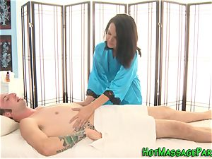 masseuse honies perky tits