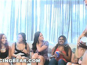 DANCINGBEAR - girls Going kinky In Da Club (db10825)
