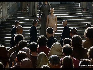 Lena Headey bares her naked bod in Game of Thrones