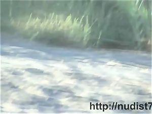nudist peeping nude super-hot teenager real naturist movie