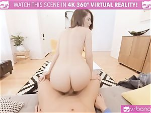 VR porno - JOSELINE KELLY MY SISTERS molten buddy pound
