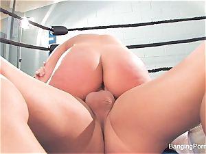 MMA instructing and banging