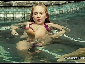 delicious Juno Temple insatiable in the afternoon for a fine penetrate