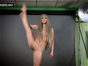 super-fucking-hot gymnast naked teenage