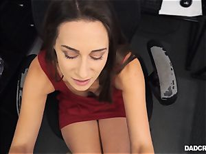 Cassidy Klein has a nubile father crush