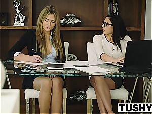 sumptuous Ariana Marie anal invasion torn up