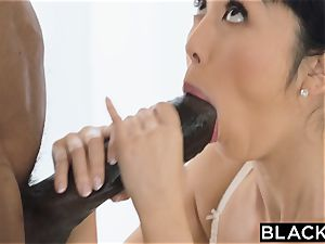 BLACKED japanese Journalist vs The biggest big black cock IN THE WORLD