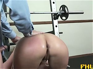 FHUTA physician giving Phoenix Marie a full