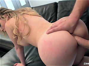 LiveGonzo Kagney Linn Karter uber-sexy honey Getting romped