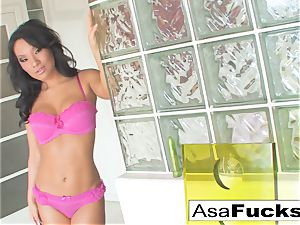 Here is a sexy arse solo of the super-sexy Asa Akira