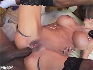 multiracial group sex with an yankee dame love buttons Jade